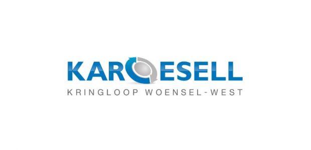 Karoesell Kringloop in Woensel
